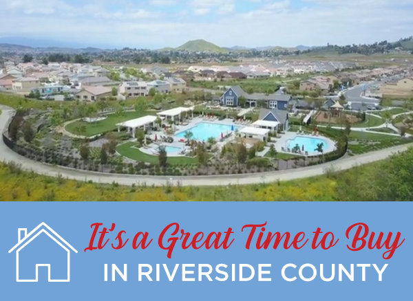 New Homes in Riverside County