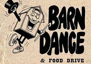 Barn Dance and Food Drive