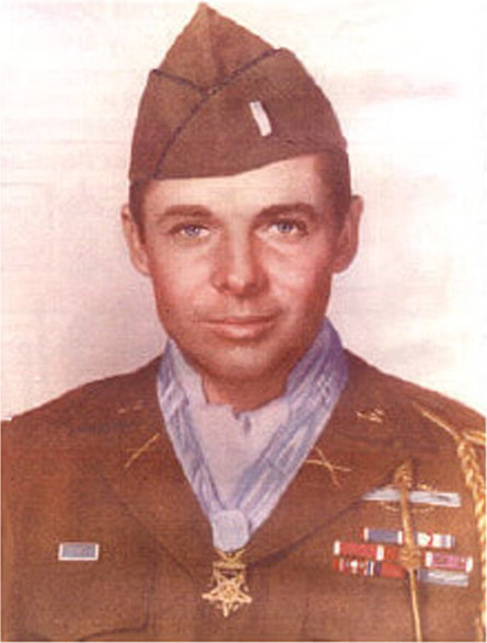 who is audie murphy