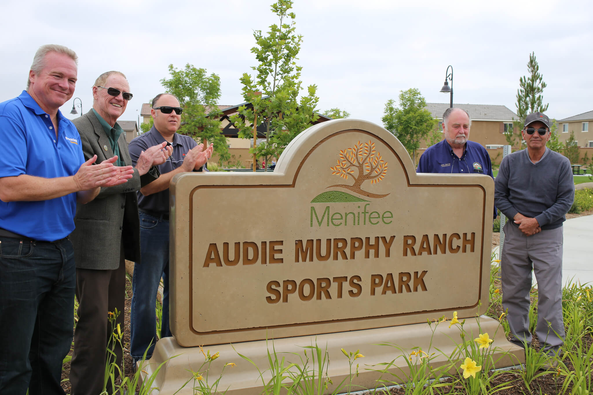 Audie Murphy Ranch Sports Park Opening